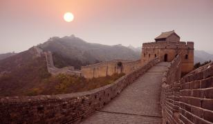 Great Wall of China Mural
