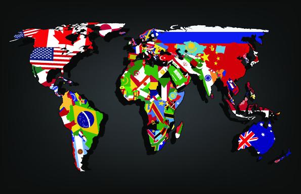 accurate size world map - People.davidjoel.co